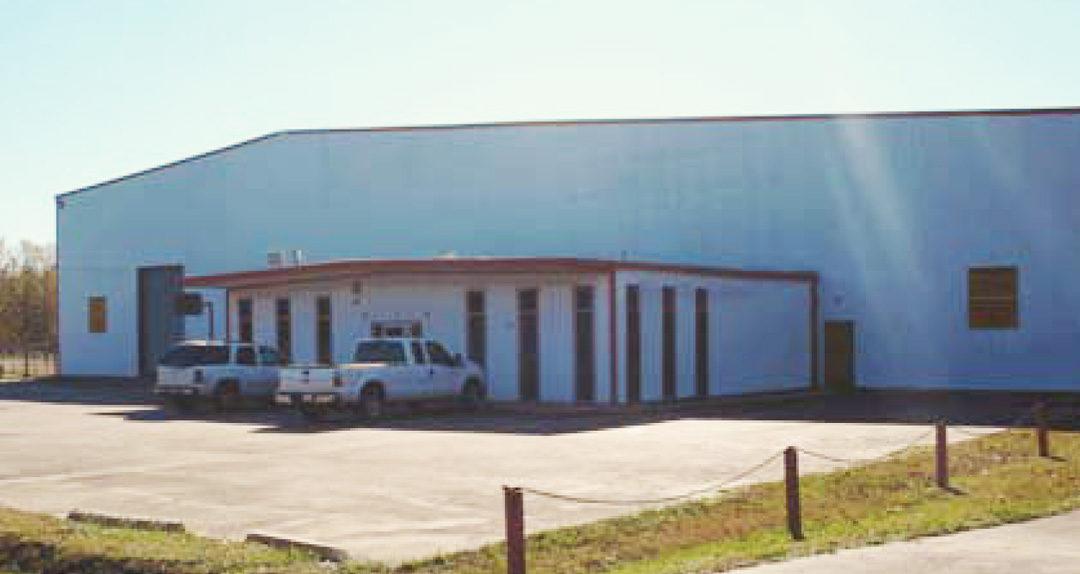 Single-Tenant Office and Warehouse Facility